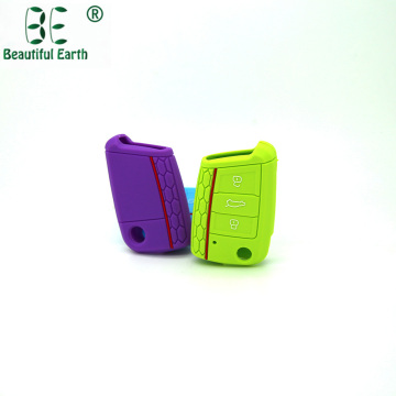 Silicone Vw Beetle Designed Cars Key Cover