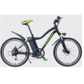 Frame alloy lithium electric bicycle