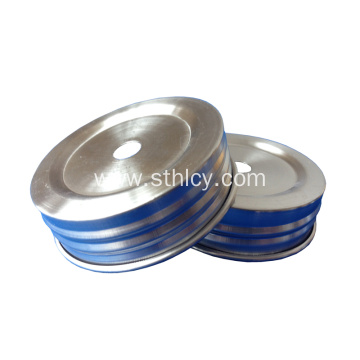 304 Stainless Steel Mason Jar Lid