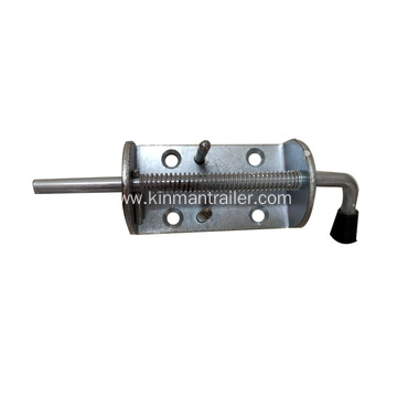 Trailer Door Spring Bolt Latch