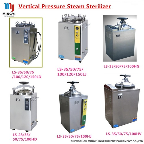 table top dental steam sterilizer autoclave