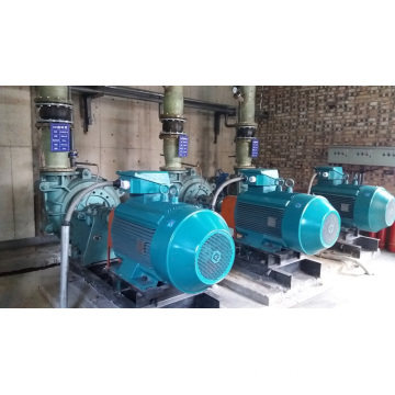 Rubber Impeller Desulphurization Pump