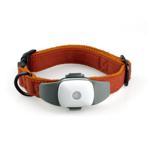 Small Waterproof Pet GPS Tracker Collar System
