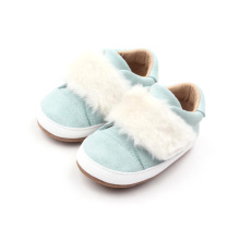 Best-Selling for Warm Boots Baby Kids Shoes Girl Footwear Design Toddler Girl Shoes export to South Korea Factory