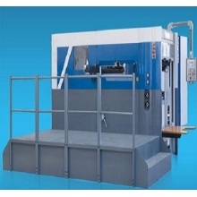 Semi automatic die cutting&creasing machine