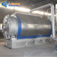Europe style for Integrated Batch Used Tyre Pyrolysis Plant No Need Labor Used Rubber to Energy Project export to Northern Mariana Islands Importers