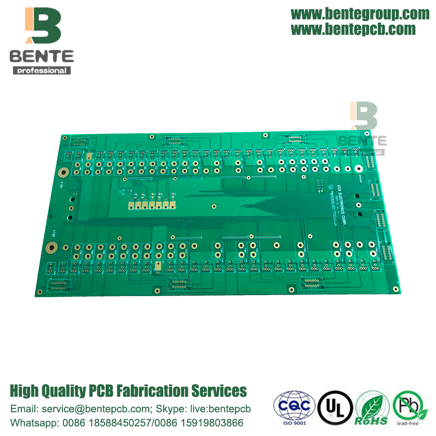 China Enig 2 Layers Pcb Fr4 Tg135 Thick Copper Manufacturers Multilayer Manufacturer Ul Rohs Ourpcb
