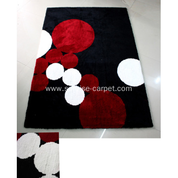 Machine made carpets with nice design