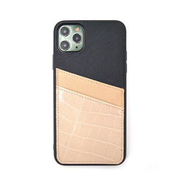 Card Slot Leather Phone Case for Iphone 11