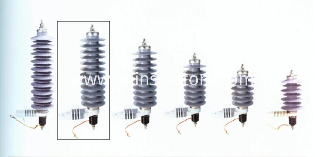 Lightning arrester YH10C