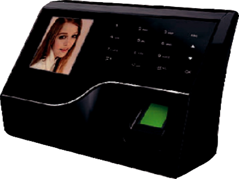 EVDENF211FE WAN Network  Time Attendance Machine