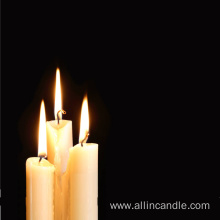 Cheap White Candles for African Household Lighting