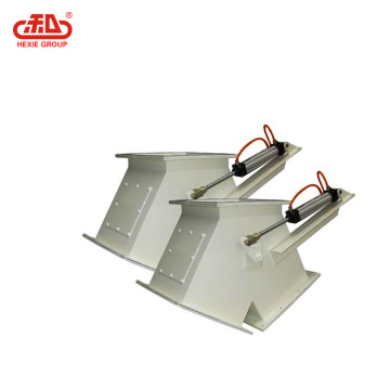 Steel/Stainless Steel Feed Three Way