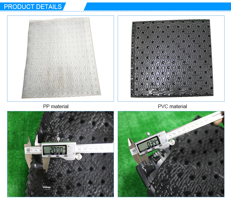 details of cooling tower fill