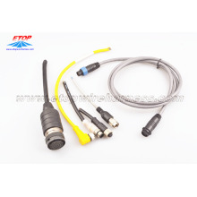 10 Years for Molded waterproofing cable assemblies Waterproof Molded IP68 Connector export to Netherlands Suppliers