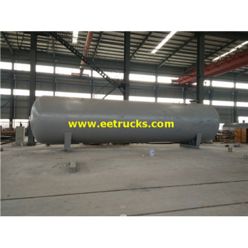 Horizontal Bulk 100cbm LPG Storage Tanks