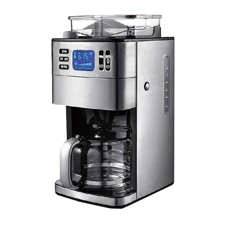 coffee maker grinder combo