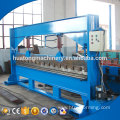Factory price one year warranty metal sheet arch bending machine
