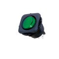 Electronic Illuminated Rocker Switch with UL Certificates