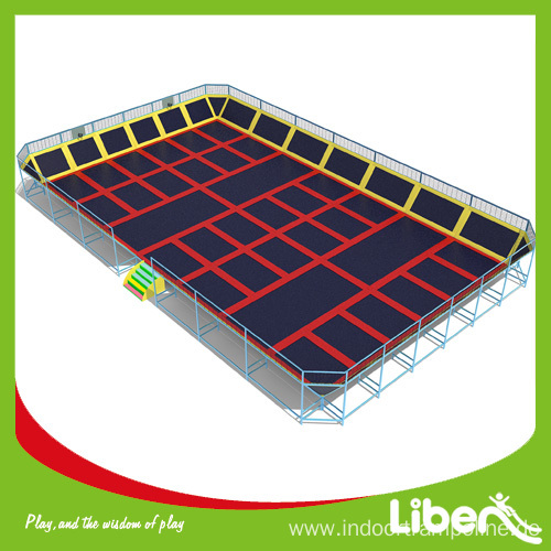 Indoor Kids gymnastics trampoline prices