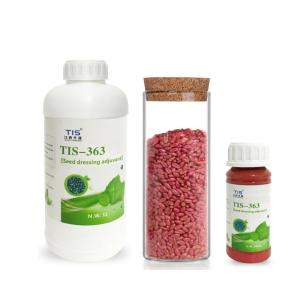 High Performance for Polymer Coating TIS-363 seed dressing adjuvant export to Haiti Exporter