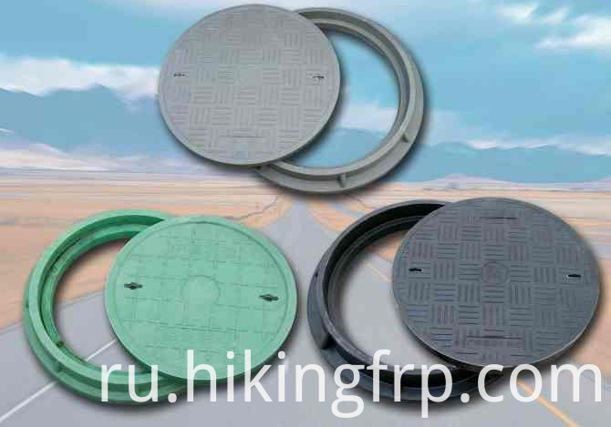 Manhole Cover Made of SMC Material