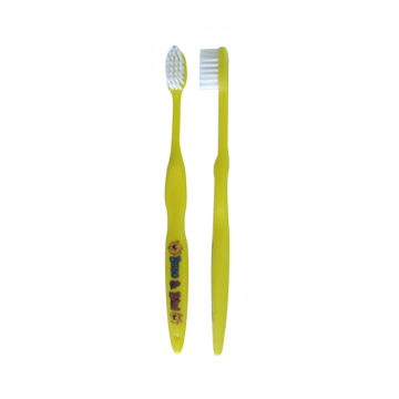 Non-Slip Oral Care Cleaning Toothbrush