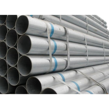 8 inch schedule 40 size erw/ssaw galvanized pipe