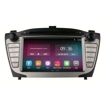 Best Quality for Car Radio Gps For Kia best Android 5.1 Head Unit for Hyundai export to Cook Islands Supplier
