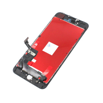 iPhone 7 LCD Display 3D Sentuh Digitizer Penggantian