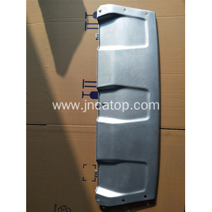 Customized Supplier for for Renault Body Parts Duster 2008 Front Bumper Lower Plate 620728255R export to Panama Suppliers