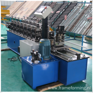Metal Wall angle bead roll forming machine