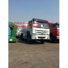 Good Quality for Cement Mixer Truck Sinotruk howo7 10CBM Mounted Concrete Mixer truck export to Bahrain Factories