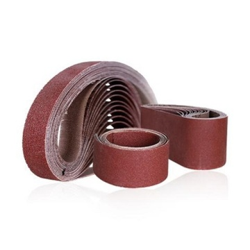 Abrasive Sanding Belts abrasive paper cloth roll