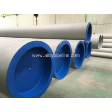 Stainless Steel Seamless Pipe ASTM A312 TP316L 1.4404