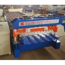 Customized for China IBR Roof Roll Forming Machine,Trapezoidal Panel Roof Roll Forming Machine,840 Steel Panel Making Machine Supplier Metal Trapezoidal Sheet Roof Roll Forming Machine export to Algeria Importers