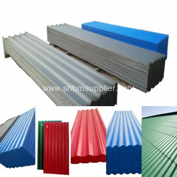 Sound-Insulating Low-price Heat-insulating MgO Roof Sheets