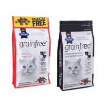 Cat Food Box Pouch With Zipper