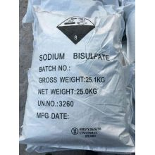 Bottom price for China Sodium Gluconate Water Treatment, Water Treatment Chemical, Wast Water Treatment Manufacturer Sodium Bisulfate/sodium bisulphate anhydrous export to Croatia (local name: Hrvatska) Supplier
