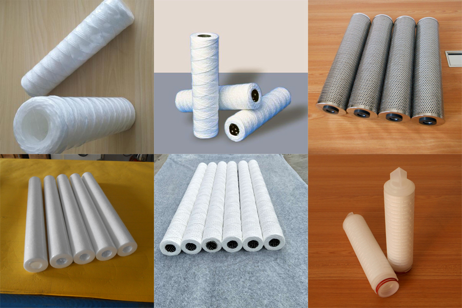 water filter element