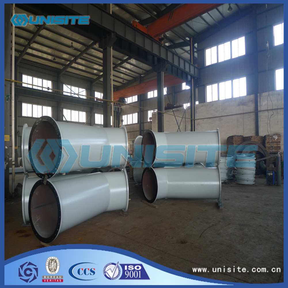 Welded Branches Steel Pipes for sale