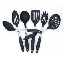 Silicone cooking tools Kitchen utensils 6 piece