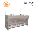 Double Sides Strong Automatic Stainless Steel Pig Feeder