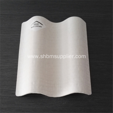 Fire Resistant Glazed Magnesium Oxide Roof Sheets