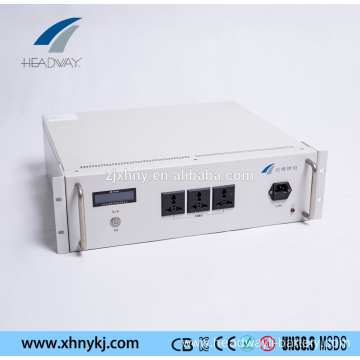 li-ion battery 48V50Ah for telecommunication station backup