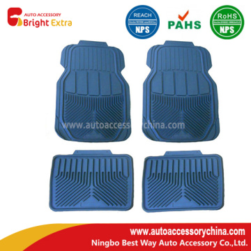 Newly Arrival for Rubber Floor Mat New Design Universal Fit Auto Floor Mats export to Greenland Exporter