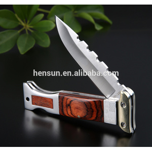 Massive Selection for for wooden handle pocket knife Details High Quality Bolster Pakka Wood Handle Pocket Knife export to Japan Factories