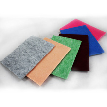 Colorful nonwoven Needle puched felt for industrial