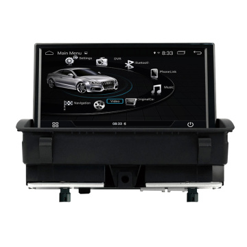 "8 ""Sistema Android do Audi Q3 DVD Player"