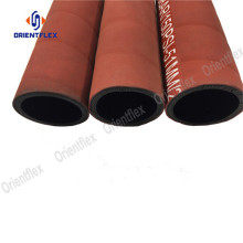 Discharge outer cotton braid oil hose